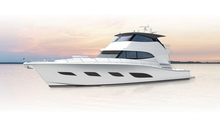 World Premiere for Riviera Sports Motor Yacht at Sydney International Boat Show