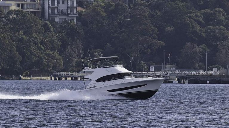 Riviera 39 Sport Motor Yacht Video Review