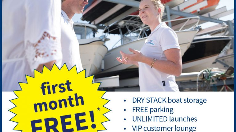 FREE storage for a month!